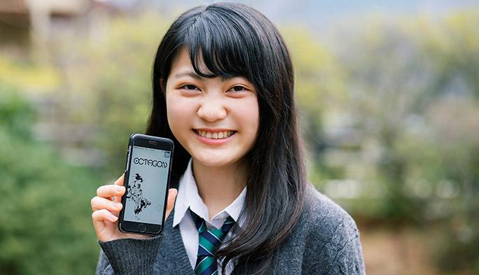 【ネット系女子!】日本一の女子高生プログラマーはどうやって誕生したのか? 山本文子さん
