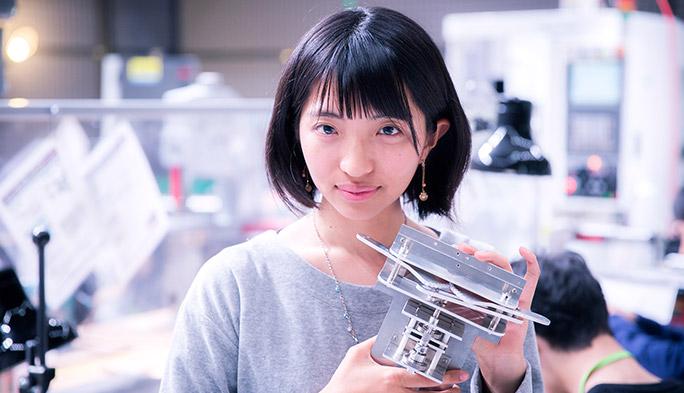 【ネット系女子!】すべての人にロボットを! 女子大生ロボットクリエイター近藤那央さん