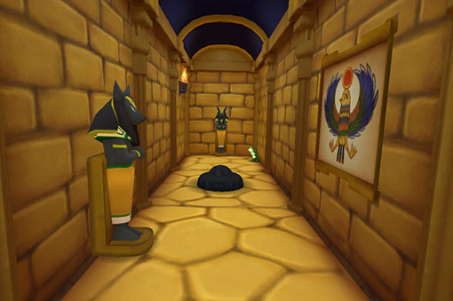 チームプレーで攻略する! 大人気VRボードゲーム「アニュビスの仮面」をやってみた!