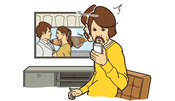 【紳士のSNS講座】第12回 新ドラマに、自分が知ってる店が使われていることをお自慢する