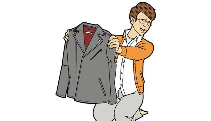 【紳士のSNS講座】第14回 衣替え中に見つけた「昔のヤンチャだった俺」をお自慢する