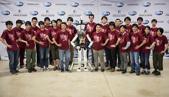 世界中から最先端のロボットが参加! 『DARPAロボティクスチャレンジ』って何?