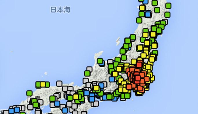 「人の体感」情報が、地震情報の正確な把握につながる