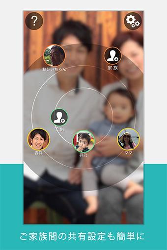 「わが子の成長アルバム」は、クローズドの専用SNSで共有するのが便利