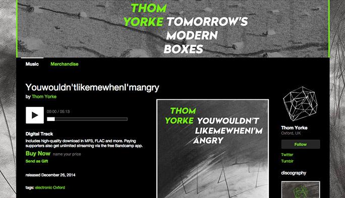 トム・ヨークも活用する音楽配信&販売サイト『Bandcamp』の魅力