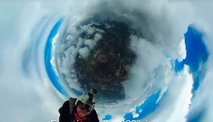 スマホで簡単360°撮影! 思い出は全天球カメラで残す時代に