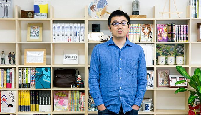 【イノベーターズ】「インターネット時代に編集者はなにをすべきか、を実行する男」佐渡島庸平