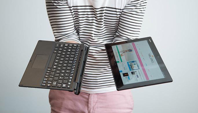 """【検証】軽い、速いは正義! 激薄タブレット「Xperia™ Z4 Tablet」は""""メインPC""""になり得るか!?"""