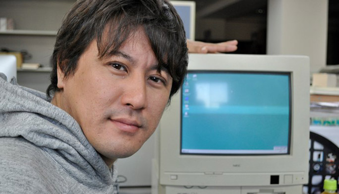 Windows95とヨッピー