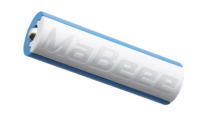 乾電池の電流でおもちゃを操作!? おもちゃ界の異端児、乾電池型loT「MaBeee」って?