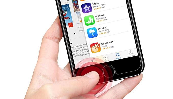 iPhoneのボタンが増える! 魔法の液晶保護フィルムが快適すぎた
