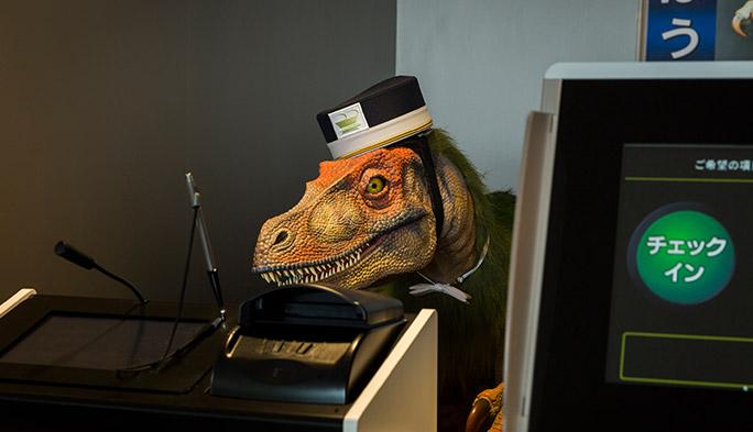 ロボットがおもてなし!? ハウステンボスの『変なホテル』に泊まってみた!
