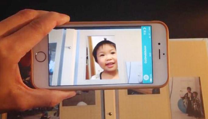 写真が生き生きと動き出したら、家族が喜んでくれました。AR小型プリンタ「Lifeprint」