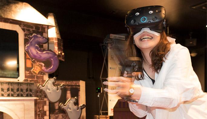 初めてのVR体験♡ 渋谷の『VR PARK TOKYO』がすごかった