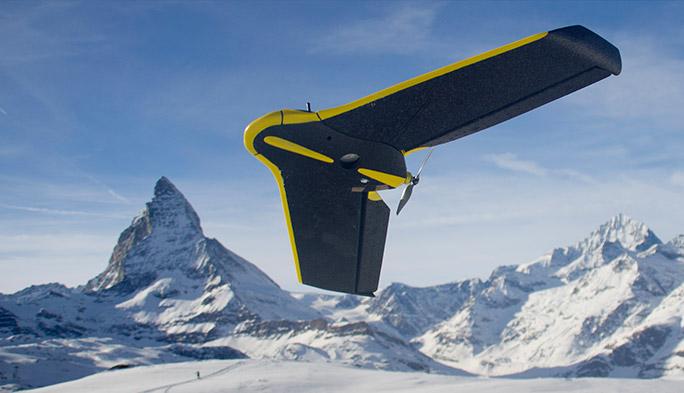 【世界のドローン12】世界中の現地調査で活用される航空写真撮影ドローン『eBee』