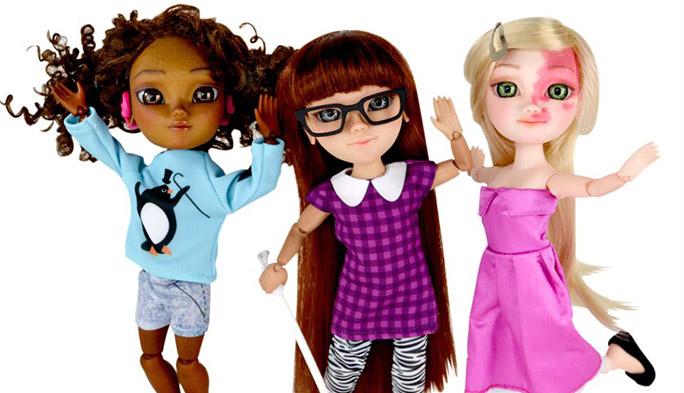 3Dプリンターが人形の世界にもダイバーシティをもたらす