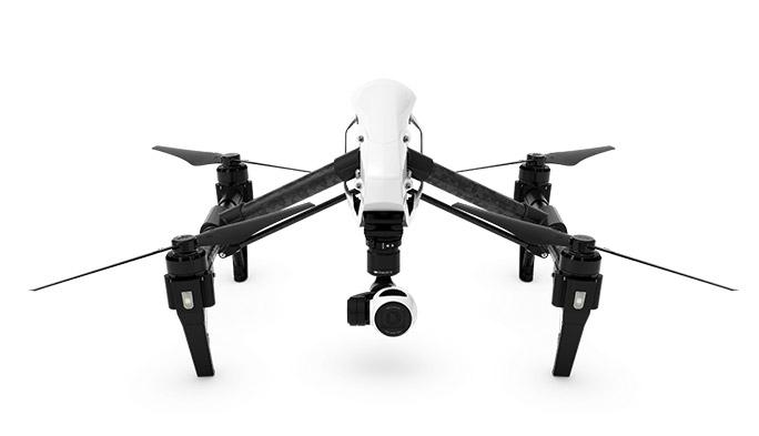 【世界のドローン17】空飛ぶ4Kカメラ『Inspire 1』