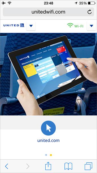 米航空会社でWi-Fiサービス競争勃発!?