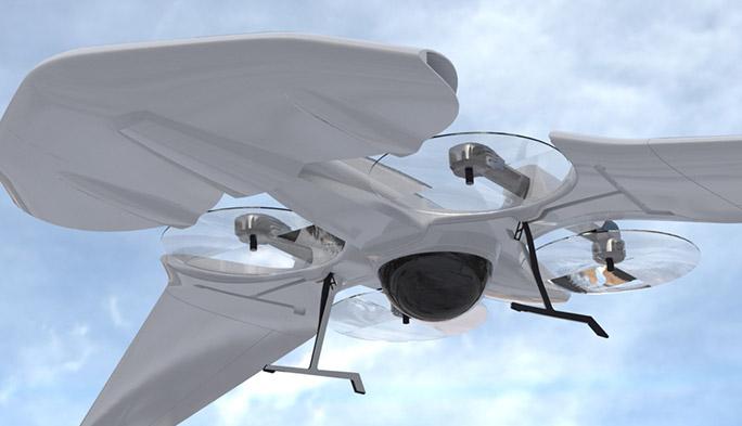 【世界のドローン22】航空機とヘリの良いとこ取りした第3のドローンを開発する「Open Source Drone」に迫る