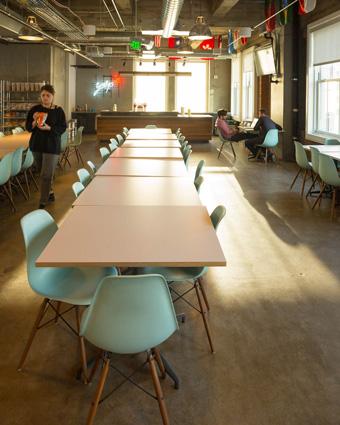 【オフィス探訪】アメリカ屈指のクチコミサイト「Yelp」のオフィスはオシャレだった!