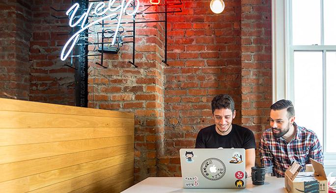 【オフィス探訪】アメリカ屈指のクチコミサイト『Yelp』のオフィスはオシャレだった