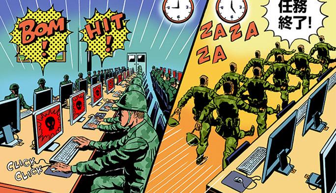 【世界のサイバー事件簿④】あのニューヨーク・タイムズを襲った『9時5時勤務』のハッカー部隊とは?