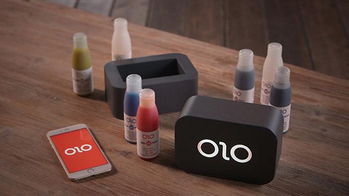 20e7f3a815 スマホの上に乗せるだけで簡単に出力できる小型3Dプリンター「OLO 3D 」がクラウドファンディングのKickstarterで記録的なキャンペーン金額を達成し、話題になって ...