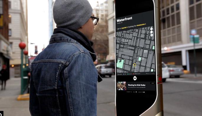 街の利便性と価値を高めるネットキオスク・サービスがアメリカで増加中