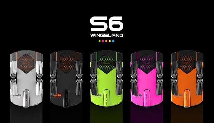 【世界のドローン60】サーチライト、トイガン、電光ディスプレイに変形! 変幻自在なアクション・ドローン