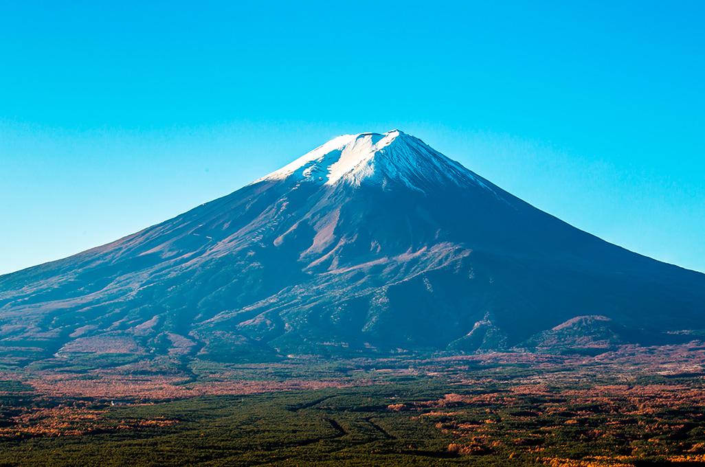 """富士山""""が勤務地です!」。登山..."""