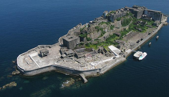 """世界遺産・軍艦島でスマホが使える! そこには""""ある秘密""""が隠されていた"""