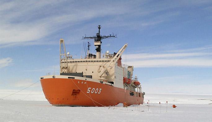 3週間の航海を経て14カ月の南極勤務がスタート! 【南極連載2017第1回】