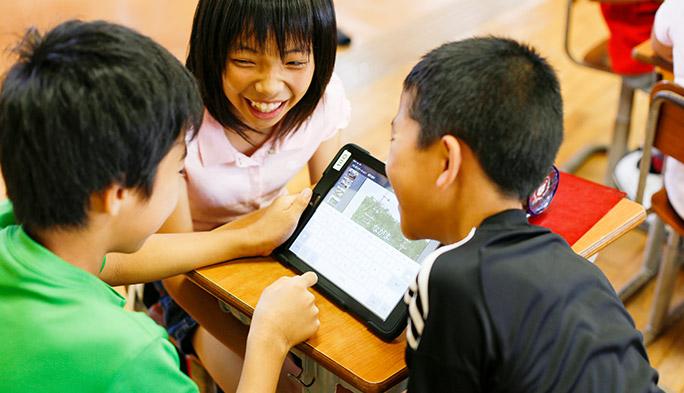 沖縄の離島にiPadがやってきたよ! 子どもたちと「15の春」のものがたり【前編】