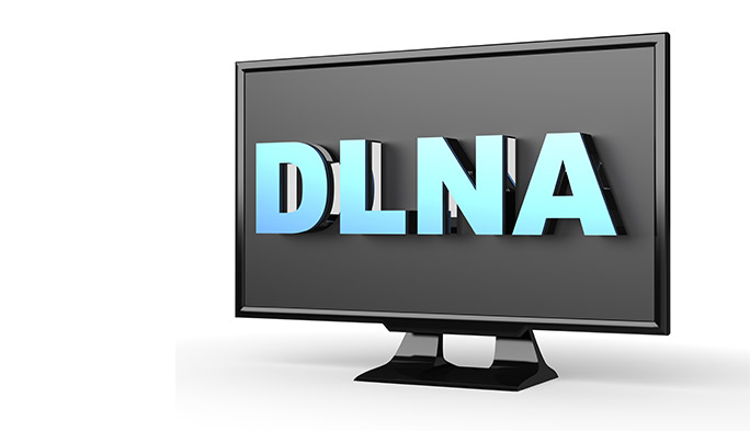 メーカーや機種の壁を超えたホームネットワークを可能にする「DLNA」