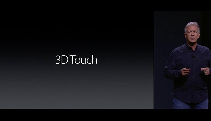 新iPhoneに搭載でがぜん注目の『3D Touch』ってなに?