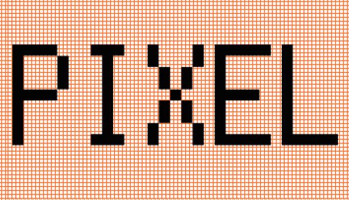 数が多いほどキレイに見せる「ピクセル」。本来の意味、知ってた?