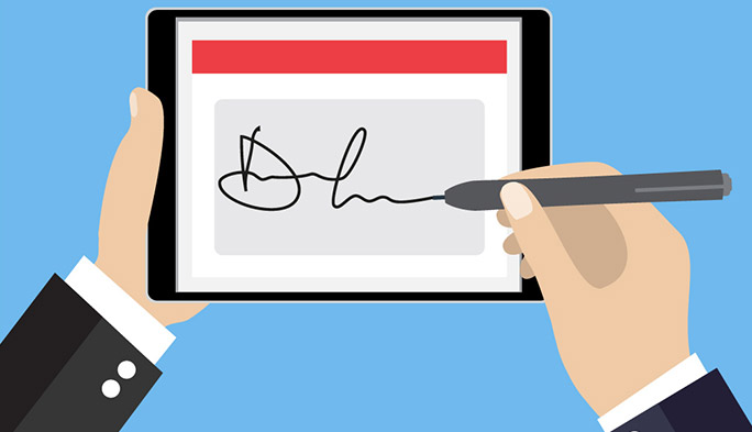 サインやハンコがデジタル書類で使えちゃう『電子サイン』時代へ
