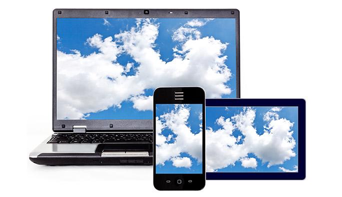 PCでもスマホでもタブレットでも使える、それが『ユニバーサルアプリ』