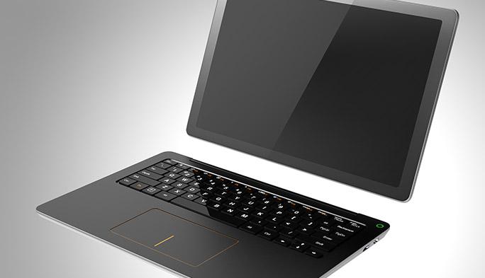 ノートPCとタブレットのいいとこ取り それが『デタッチャブルタブレット』