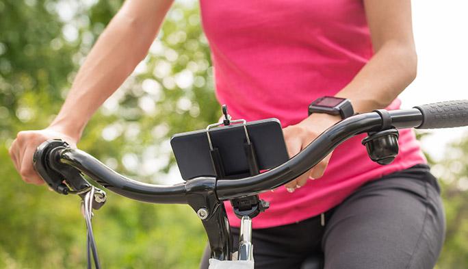 いつの間にかチャリがここまでハイテク化! 『スマート自転車』