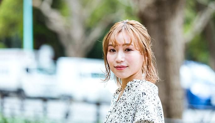 【ネット系女子!】ファストからエシカルへ 人と地球に優しいファッションで「世界を変えたい」ギャルモデル、鎌田安里紗さん