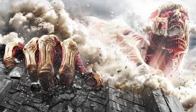 進撃開始! 実写版映画『進撃の巨人 ATTACK ON TITAN』主演の三浦春馬さんと水原希子さんにインタビュー