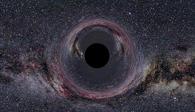 ブラックホールのナゾをKDDIのパラボラアンテナが解明する!(かもしれない)