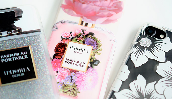 IIPHORIA Flower Bouqet Pink for iPhone 7