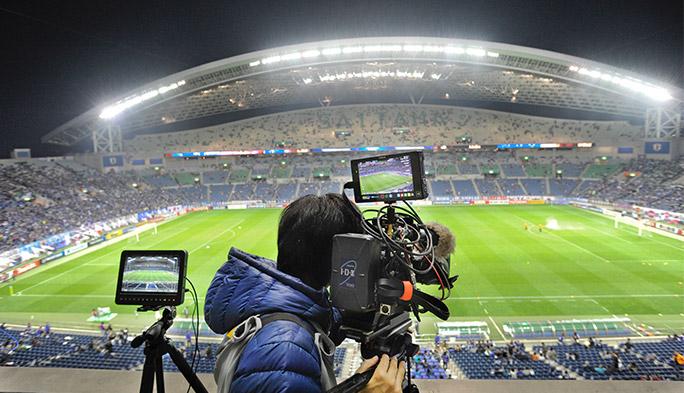 サッカー日本代表の注目試合、アジア最終予選-ROAD TO RUSSIAを自由視点化! スポーツ配信の未来とは