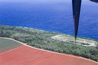 【基地局探訪記 その6】 沖縄・北大東島のさとうきび畑にそびえる基地局のヒミツとは?
