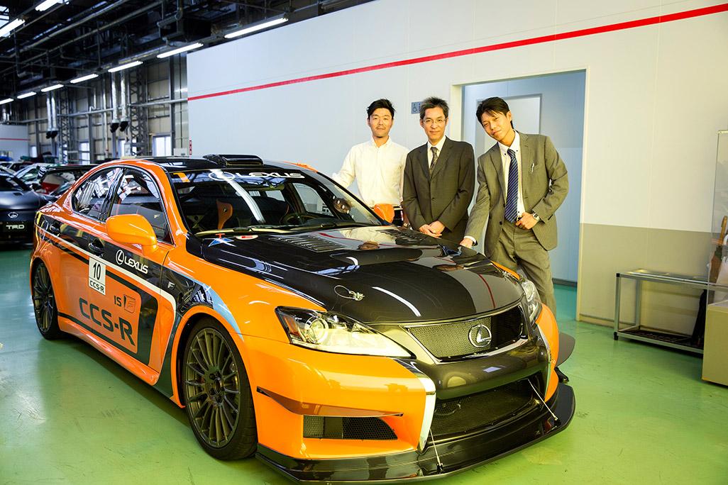 国内最高峰のレース「SUPER GT」...