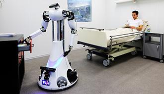 ロボットが学んだ「スキル」をクラウドでシェア