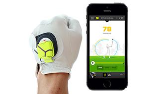 ゴルフ上達に役立つスマートセンサー続々登場 au +1collectionで購入できる3Dモーションセンサーも