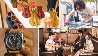 日本発のクリエイターの祭典『ハンドメイドインジャパンフェス2014』 7月19日〜20日に東京ビッグサイトで開催